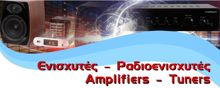 Amplifiers Tuners
