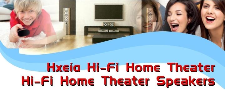 Speakers Hi-Fi Home Theater