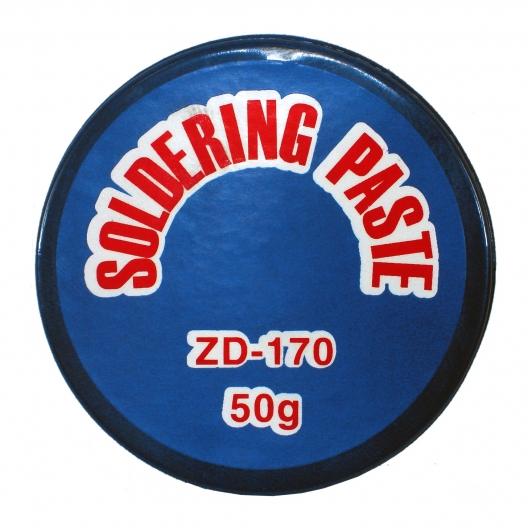 ZD-170 SOLDERING PASTE 50gr