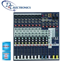 HL-EFX8 MICROPHONE MIXER