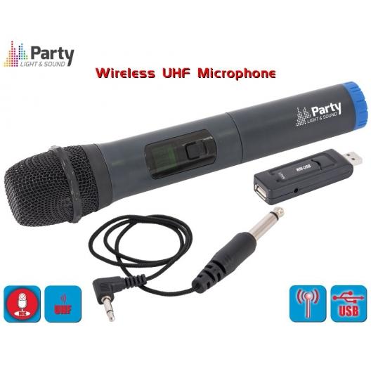 WM-USB WIRELES USB MICROPHONE