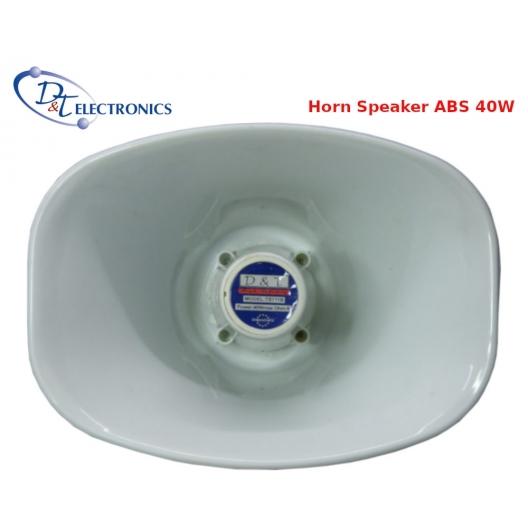 TS 709 HORN SPEAKER ABS